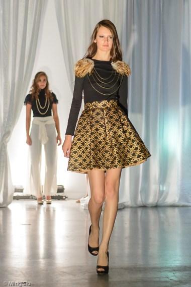 Denise David Collection shown during Designer Closets 2013 event