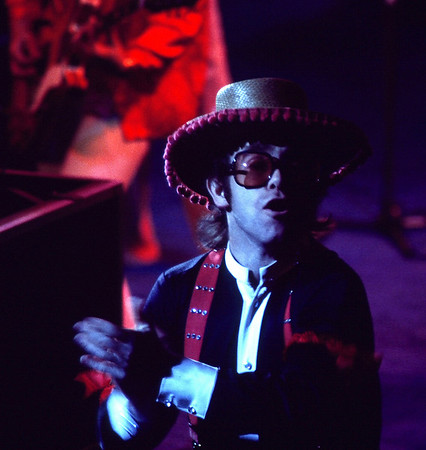 Elton in 1975