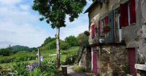 6883-camping Le Peyral huis