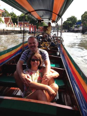 fietsen-in-de-longtailboat