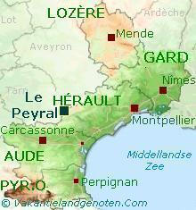 Le-Peyral-kaart