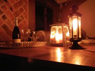 Accomodation-lantern