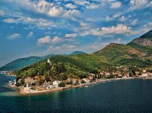 montenegro-kustlijn