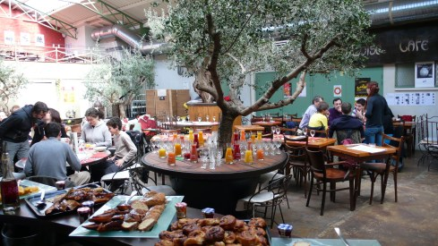la-bellevilloise-paris-east-village-brunch