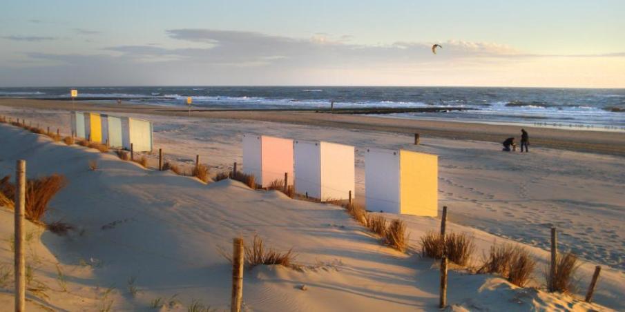 het-strand-van-callantsoog