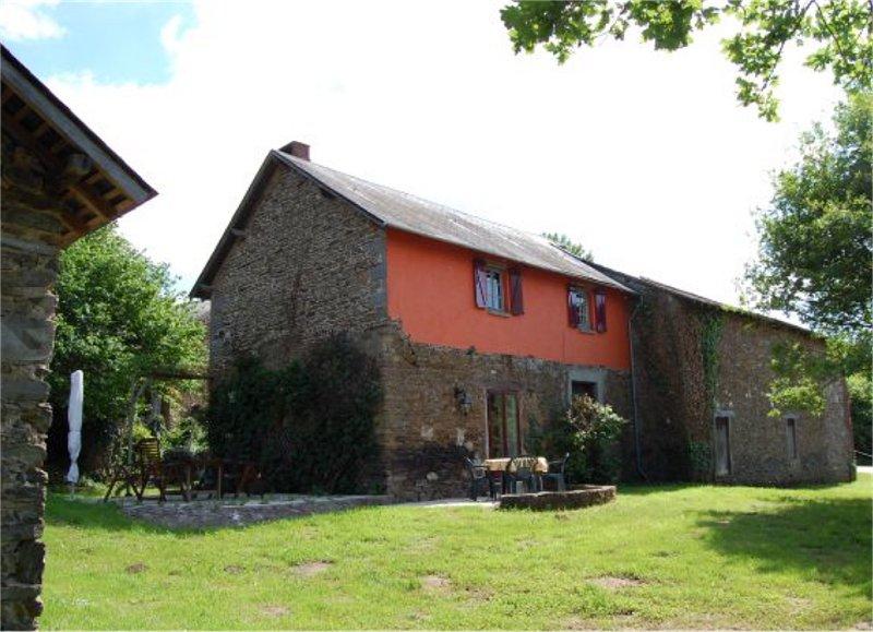 Huis te koop Frankrijk Limousin terrassen
