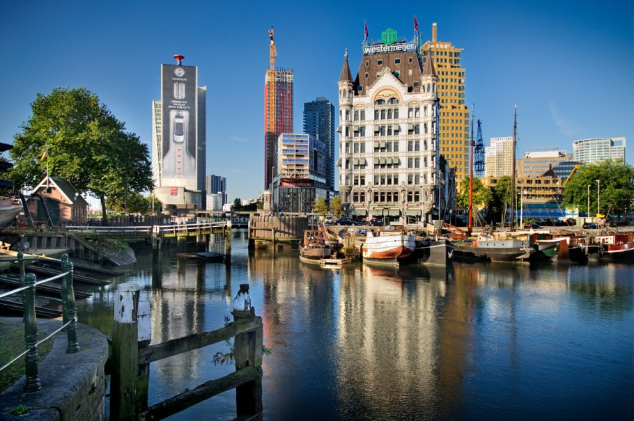 Rotterdam - cultuur & stad1-1