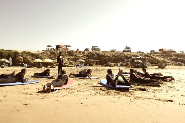 Surf-Camp-Morocco-Taghazout-Learn-To-Stand-Up-On-Your-Board