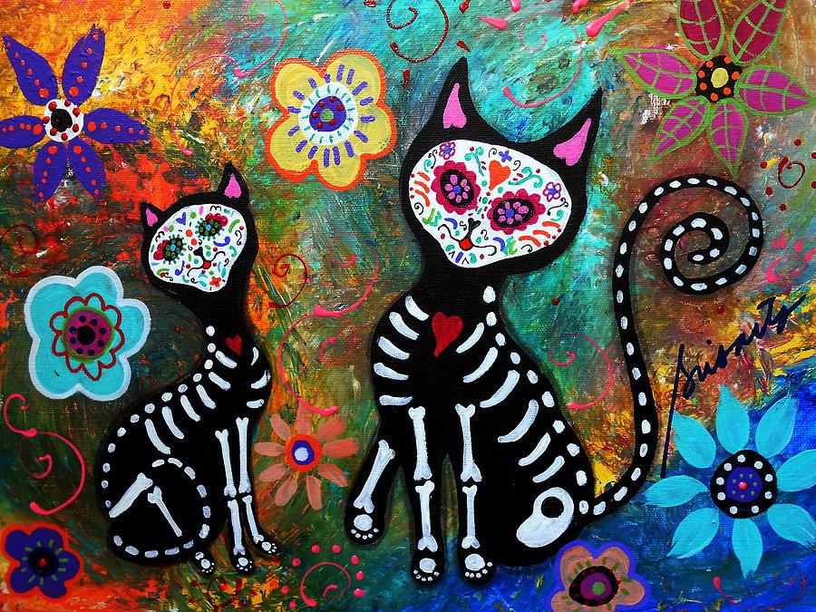 my-cats-dia-de-los-muertos-pristine-cartera-turkus