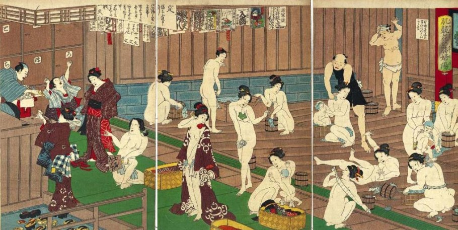 onsen-art