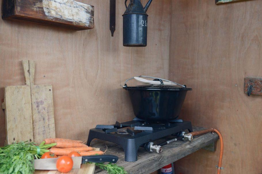 Duynpark het Zwanenwater - Jutter - keuken