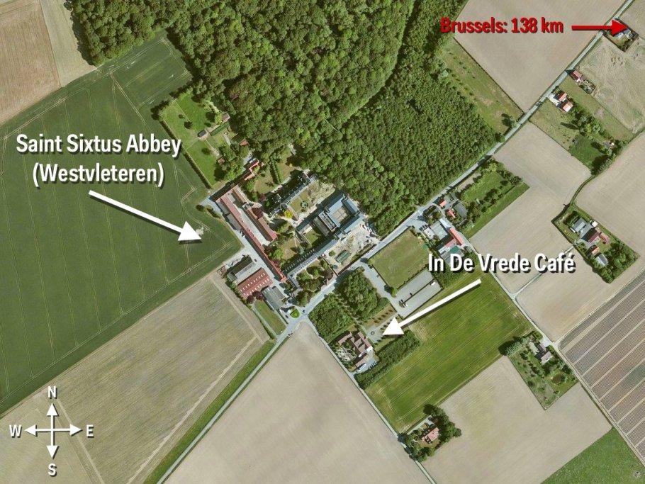 westvleteren map revised