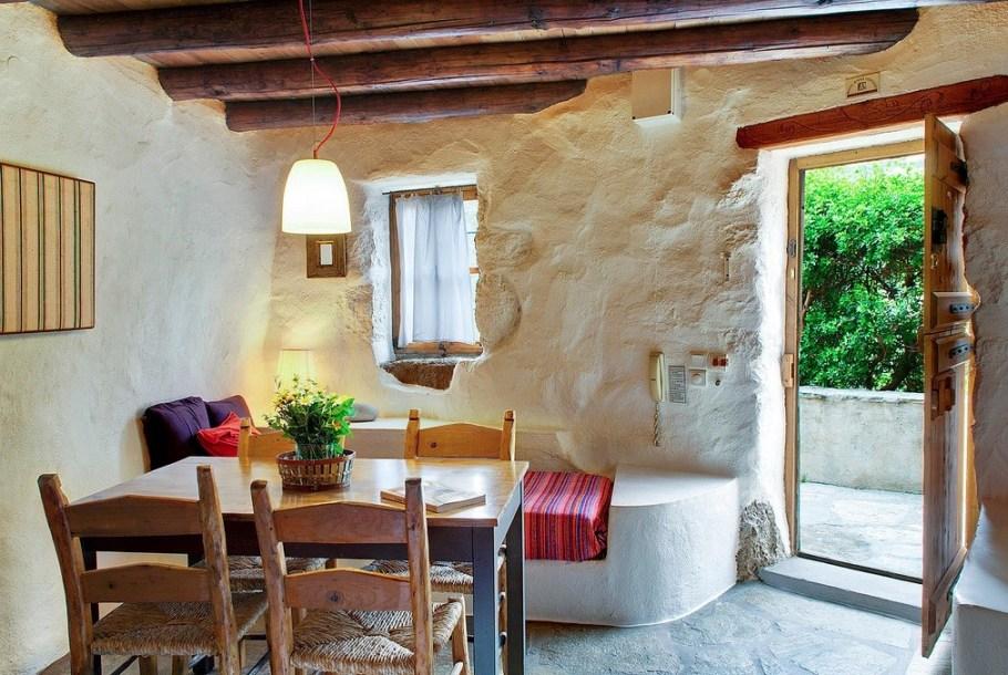 Casita-Travel-Griekenland-Kreta-White-River-Cottage-eettafel