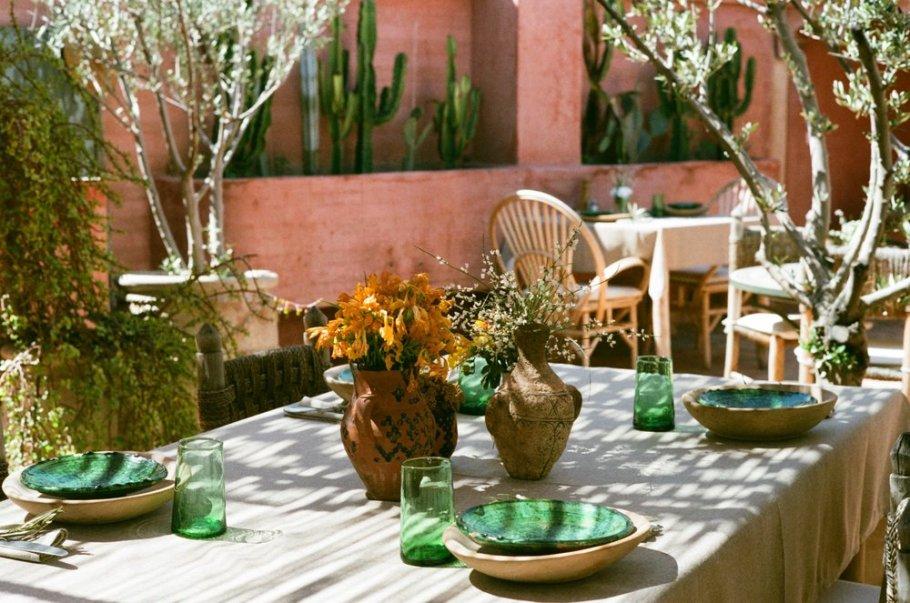 The+Pink+Rooftop+-+Riad+Jardin+Secret+-+Marrakech