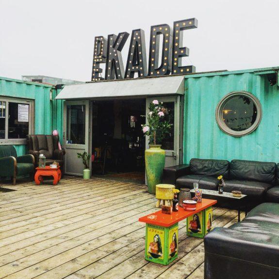 Stadsstrand de Kade in Alkmaar