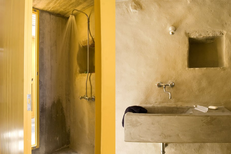 rental-stone-house-shower-basin-tinos