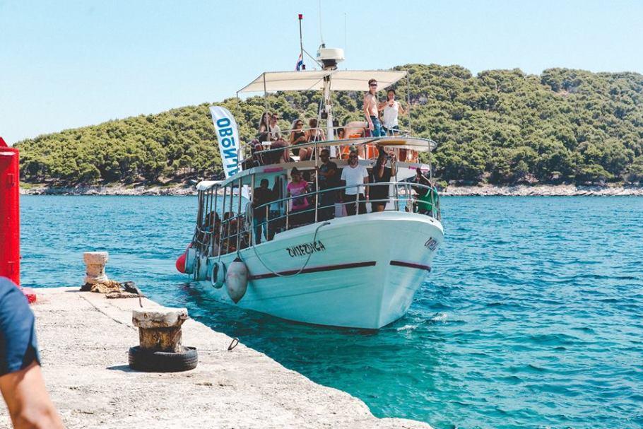 Obonjan-boat