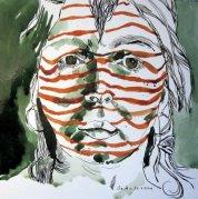 Susanne Haun Selbstporträt