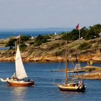 Early Summer in Fredrikstad, Norway