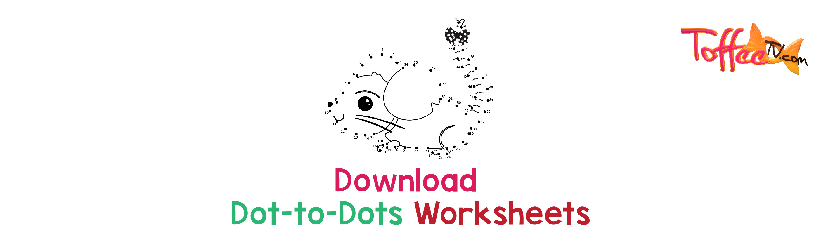 Dot To Dot Worksheet Of Mice From Hickory Dickory Dock