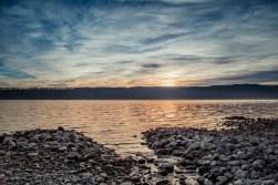 sky_sunset lake_2