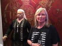 Queen Victoria och mitt hjärtas drottning Anna.