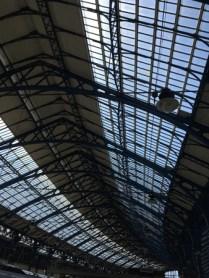 Stationstaket i Brighton.