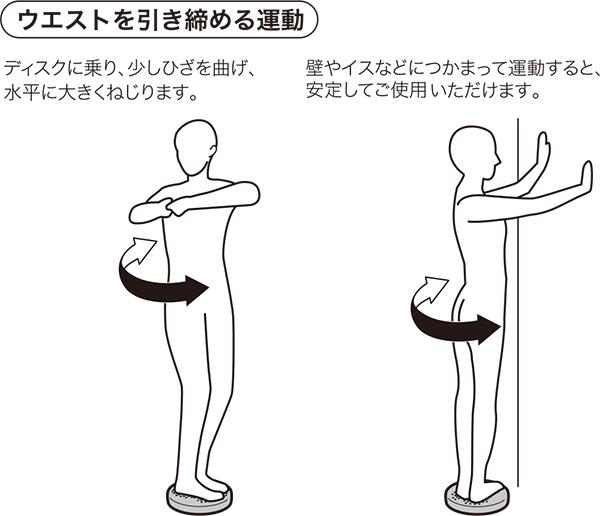 健身用品 扭腰盤
