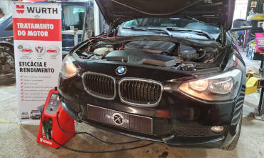 Limpar Injetores Diesel e Gasolina