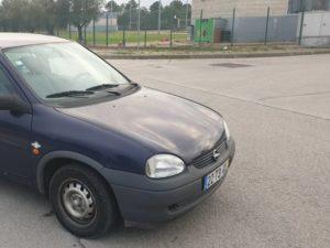 Opel Corsa B Comercial 1.7 Diesel usado para venda