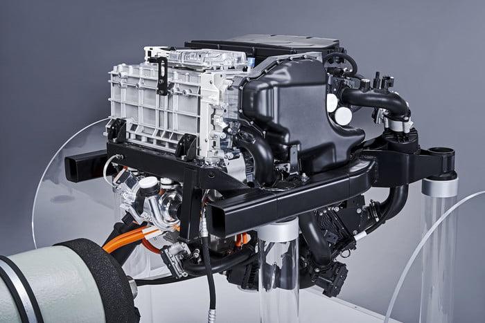 Os SUVs da BMW terão uma motorização hidrogénio/eléctrica 1