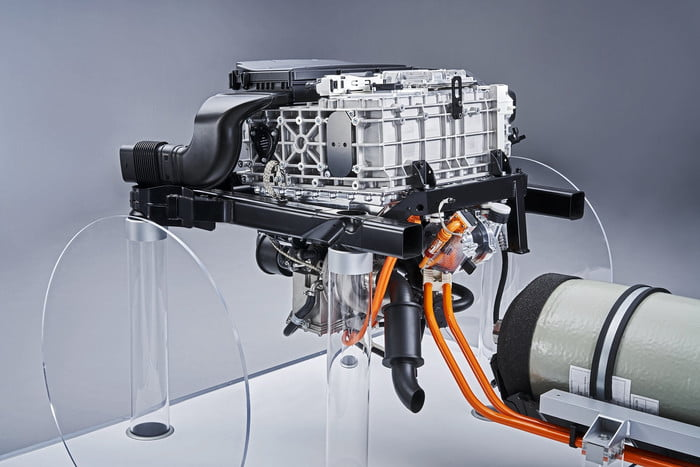 Os SUVs da BMW terão uma motorização hidrogénio/eléctrica 8