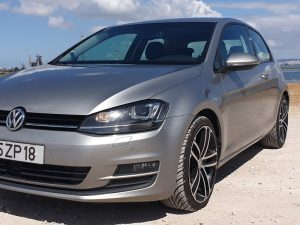 VW Golf 7 1.6 Tdi DSG 2013 – Full Extras