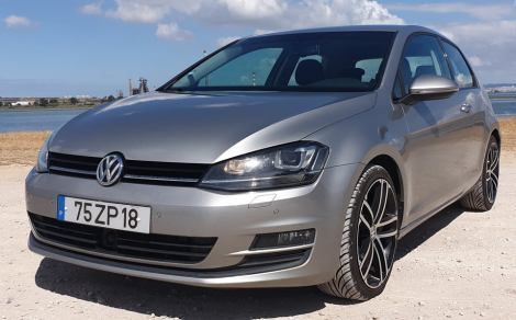 Usado VW Golf 7 1-6 Tdi DSG 2013 01