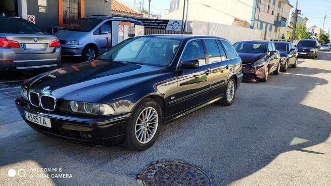 Usado BMW 525D 2002 - 4