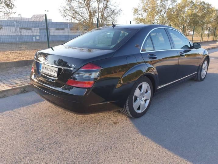 Usado Mercedes S 320 CDI 2007 - 15