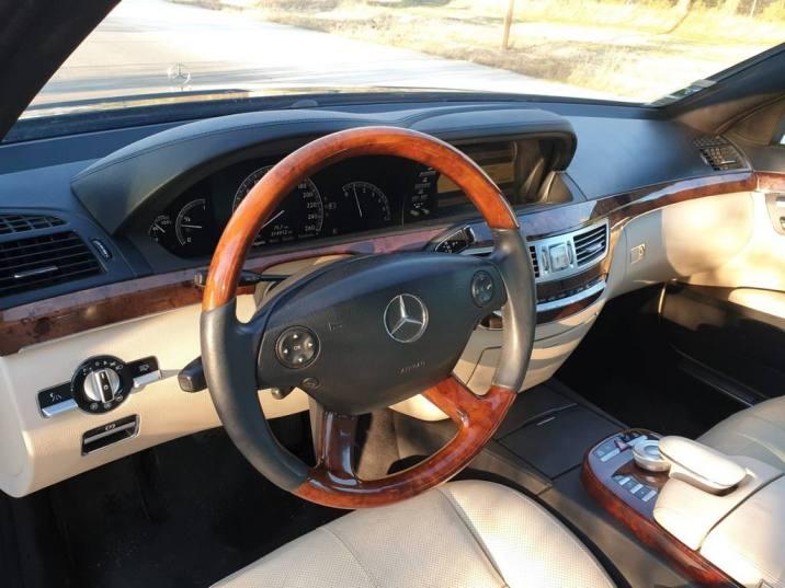 Usado Mercedes S 320 CDI 2007 - 4
