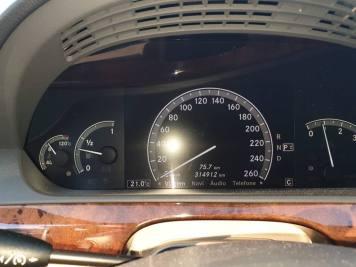 Usado Mercedes S 320 CDI 2007 - 9