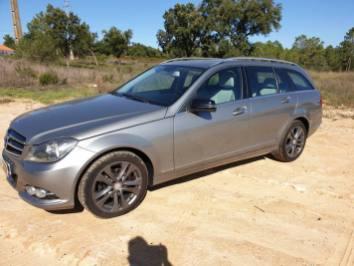 Usado Mercedes C200 Avangarde 2012 - 11
