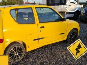 Fiat Seicento Abarth 1999