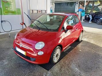 usado Fiat 500 2009 - 3
