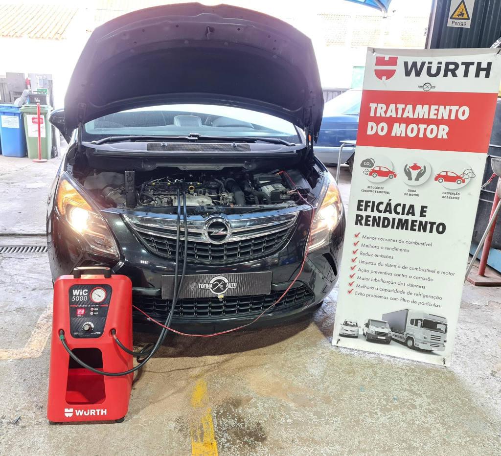 Limpeza de injetores diesel e gasolina 3