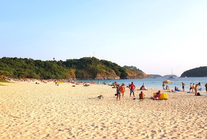 Nai Harn Beach - One Of The Most Stunning Beaches In Phuket | Tofobo Family