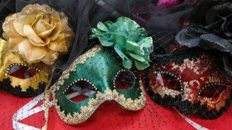 These are the masks I would buy if I could afford them!