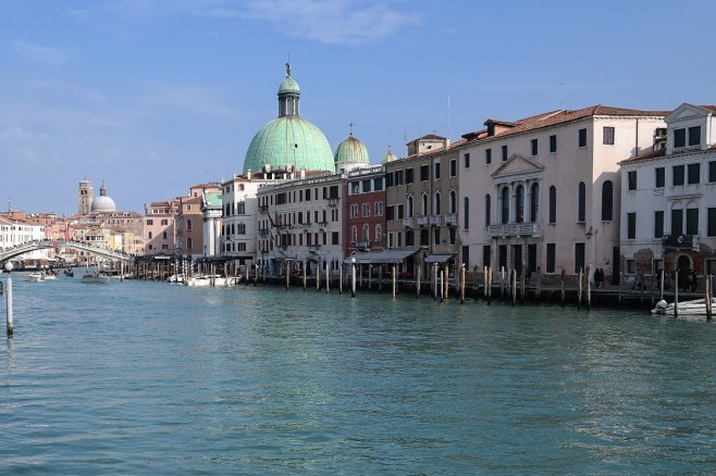 Naturally the last day is always the warmest and sunniest. Alla prossima, Venice!
