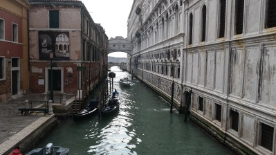 Otherside of the Bridge of Sighs