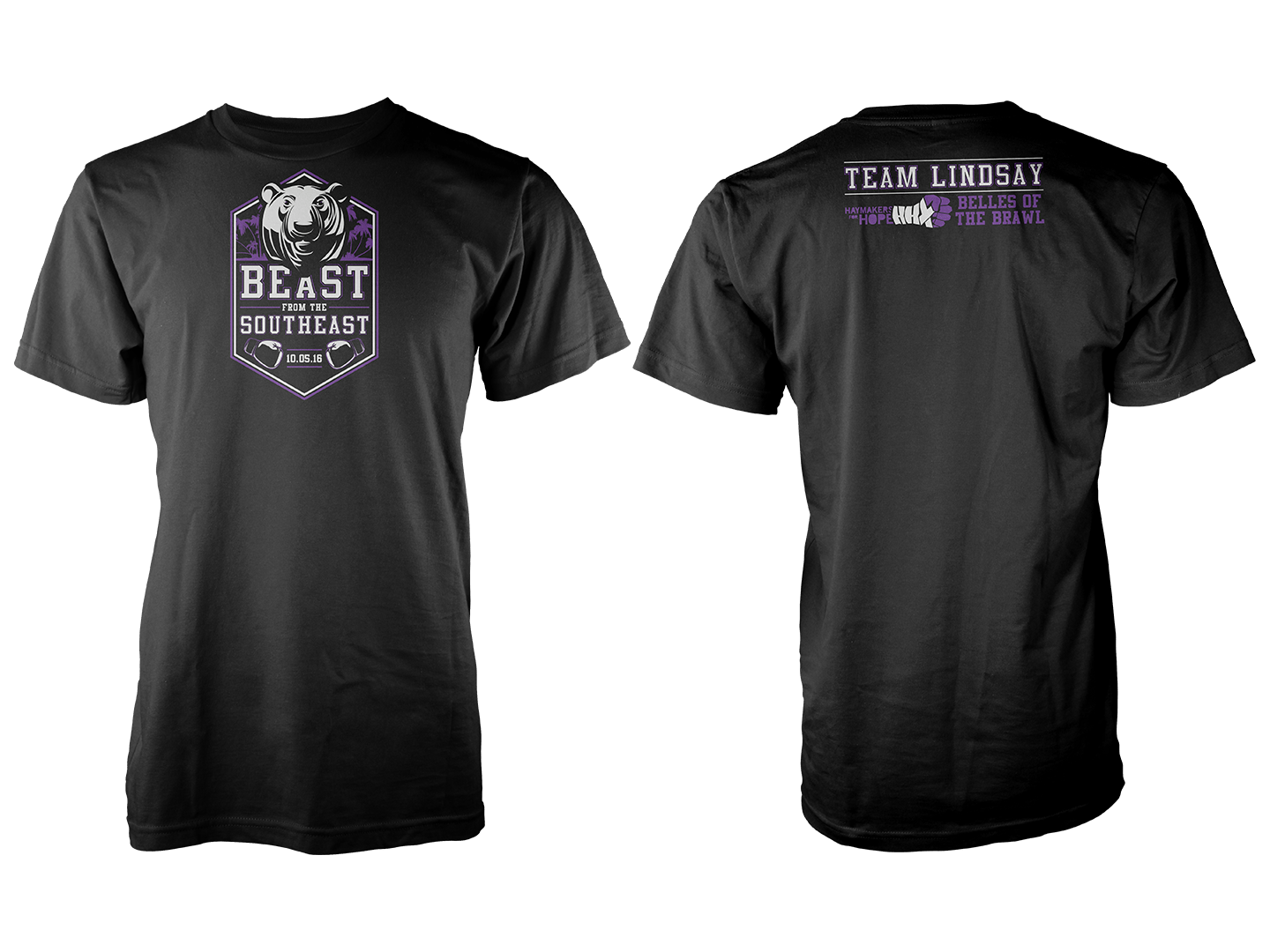 Beast From The Southeast – T-Shirt