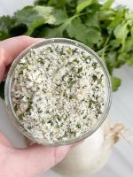 DIY recipe for how to make your own ranch seasoning mix