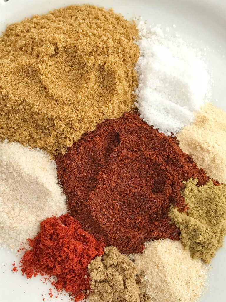 Homemade Taco Seasoning Together As Family