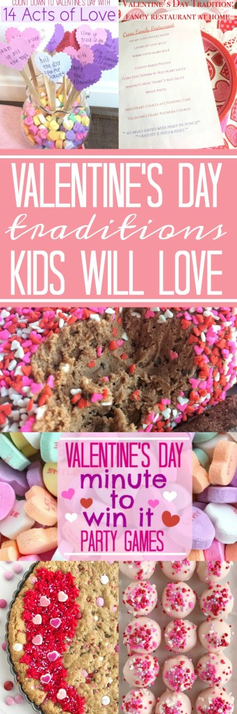 Valentine's Day Traditions Kids Love | Valentines Day | Holiday | Together as Family #valentinesdayideas #valentinesday